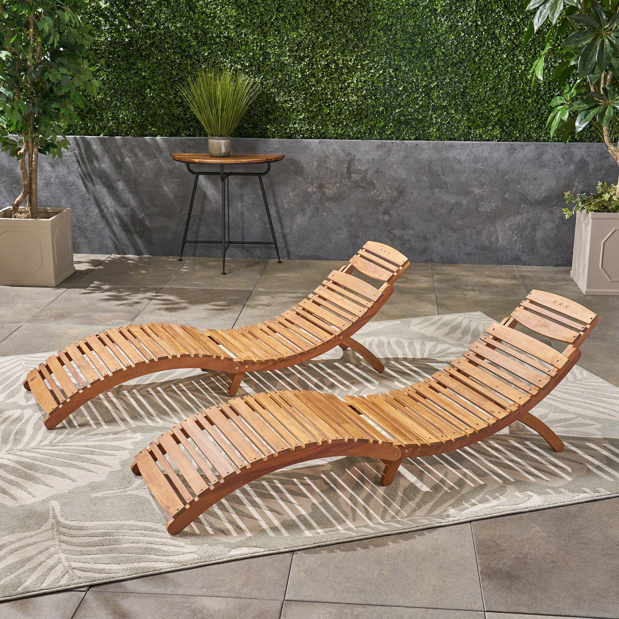 - Beachcrest Home Nannette Chaise Lounge & Reviews Wayfair
