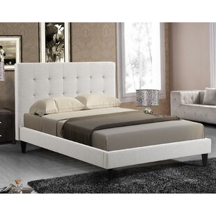 Bruno Upholstered Platform Bed