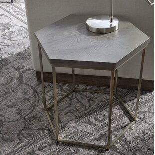 Pingree End Table by Brayden Studio