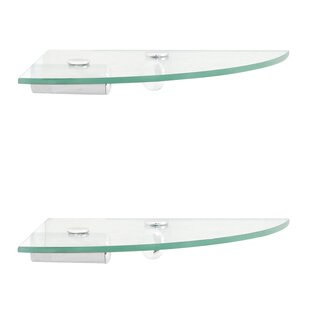 Jebediah Corner Wall Shelf (Set Of 2) By Symple Stuff