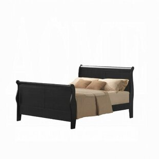 Abor Sleigh Bed