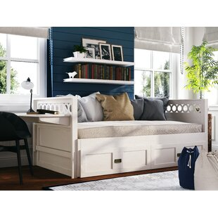 Designer Twin Daybed with Trundle