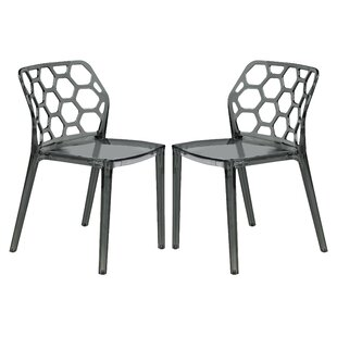 Dynamic Side Chair (Set of 2) LeisureMod