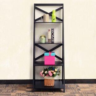 Christner Storage Ladder Bookcase
