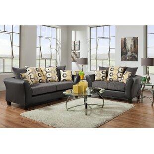 Wallie Configurable Living Room Set