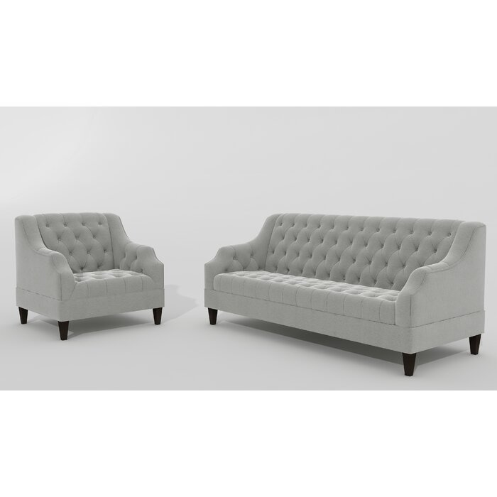 Fantastic Petrie 2 Piece Living Room Set Pabps2019 Chair Design Images Pabps2019Com