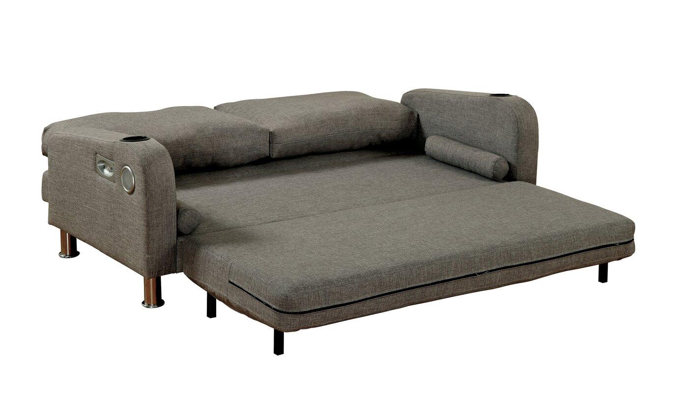 molly futon convertible sofa latitude run molly futon convertible sofa  u0026 reviews   wayfair  rh   wayfair