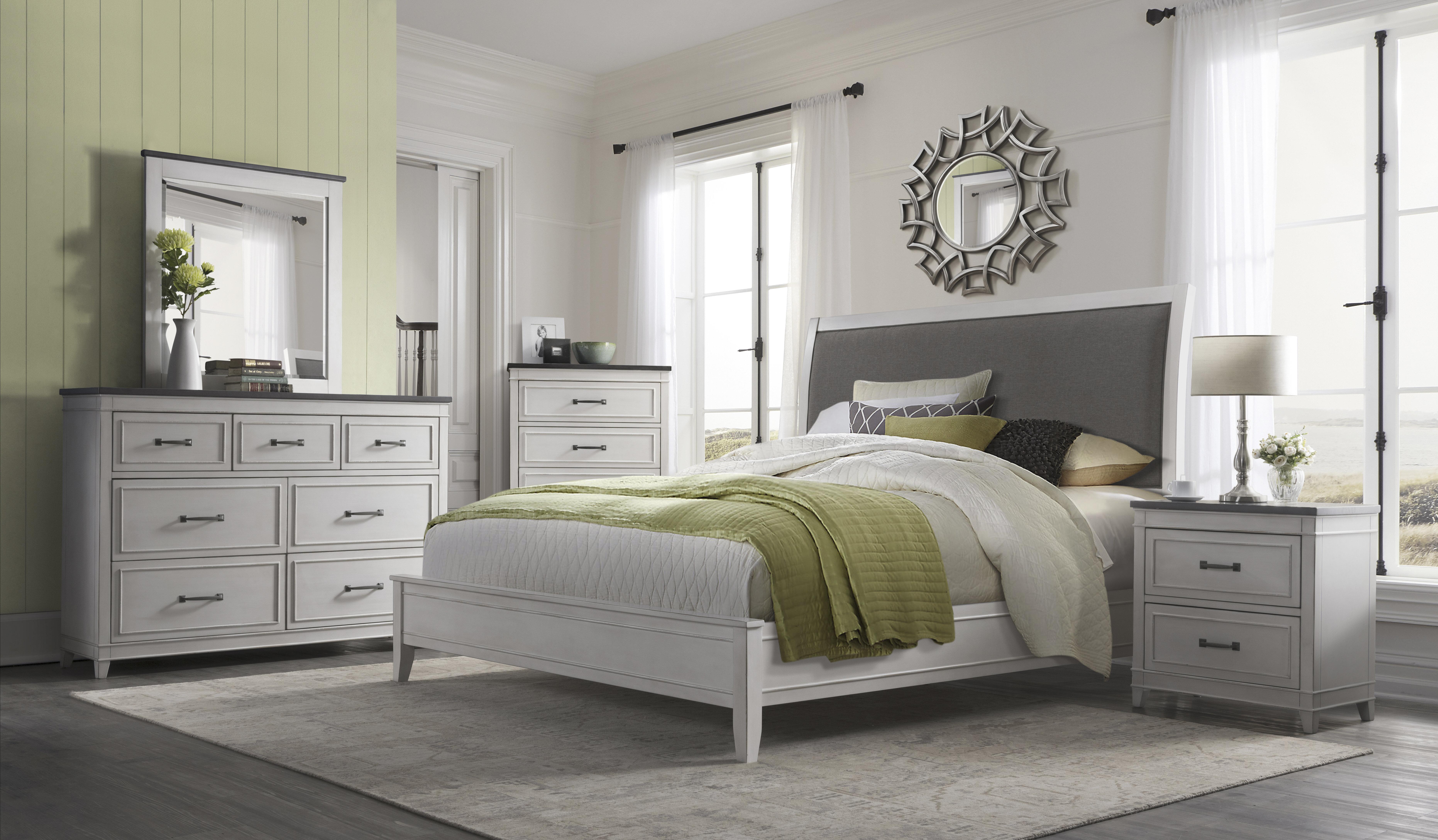 Alcott Hill Del Mar Sleigh Configurable Bedroom Set Reviews Wayfair