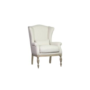 Best Emrys Wingback Chair by One Allium Way Reviews (2019) & Buyer's Guide