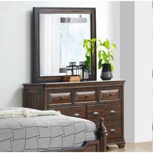 Darby Home Co Shreya 7 Drawer Dresser with M..