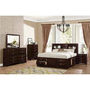Oreland Platform 5 Piece Bedroom Set