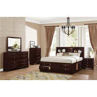 Oreland Platform 5 Piece Bedroom Set