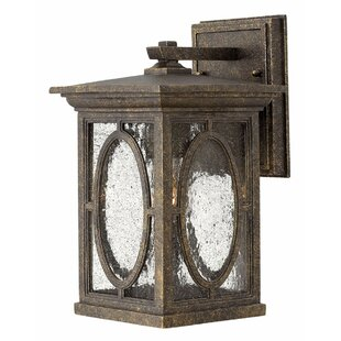 Thornaby 1 Light Outdoor Wall Lantern Image