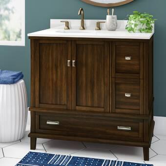 Kordell 36 Single Bathroom Vanity Set Reviews Joss Main