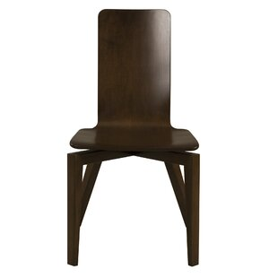Tylor Solid Maple Wood Dining Chair Corrigan Studio