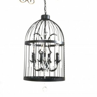 Lorretta 4-Light Lantern Pendant by Graci..