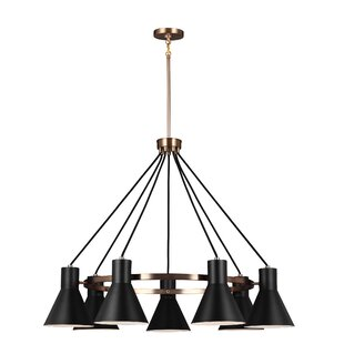 Alton 7-Light Shaded Chandelier
