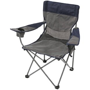 Freeport Park Slade Deluxe Folding Camping Chair