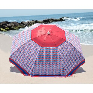 Nautica 7' Beach Umbrella by Nautica
