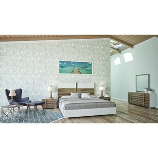 Cobbey Modern Platform 5 Piece Bedroom Set by Wade Logan