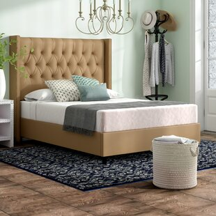 Alauda Upholstered Panel Bed