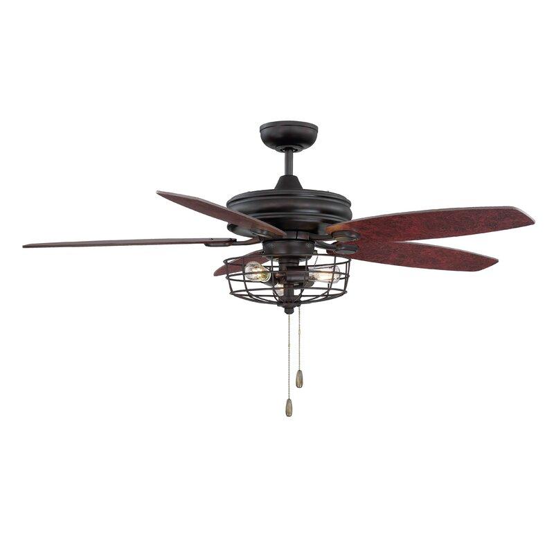52 Glenpool 5 Blade Ceiling Fan