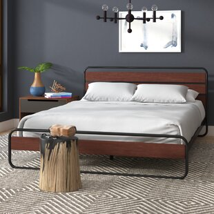 Barba Platform Bed by Wade Logan
