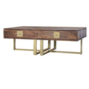 Bohn Coffee Table With Storage By Williston Forge