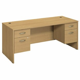 Series C Executive Desk by Bush Business Furniture