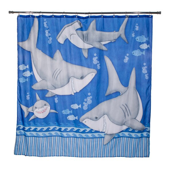 Under Water Shower Curtain | Wayfair