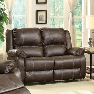 Latitude Run Maddock Reclining Loveseat