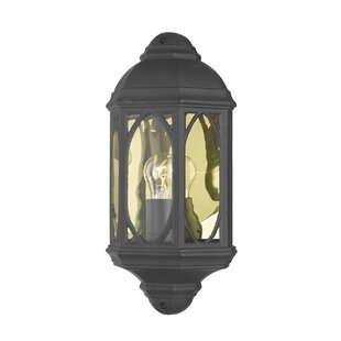Cristian Outdoor Wall Lantern By Brambly Cottage