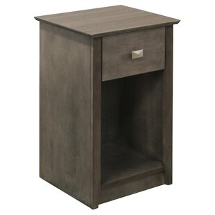 Elevate 1 Drawer Nightstand by Interia Hospitality