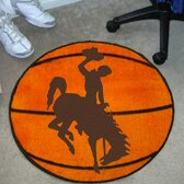 NCAA University of Wyoming Basketball Mat By FANMATS