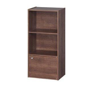 Bernadetta Library Bookcase By Red Barrel Studio