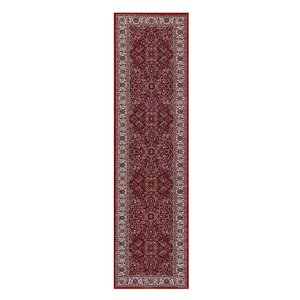 Manchester Red Area Rug