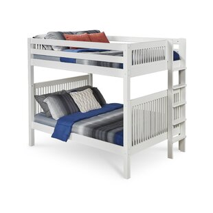 Read Reviews Oakwood Full Over Full Bunk Bed by Harriet Bee Reviews (2019) & Buyer's Guide