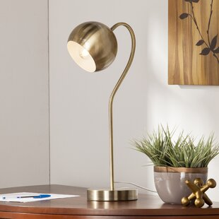 Wade Logan Fitzgerald 21'' Desk Lamp