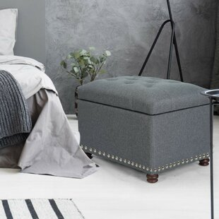 Milana Classy Accent Tufted Storage Ottoman