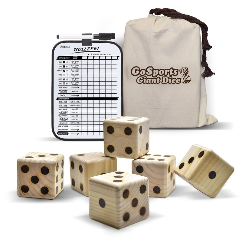 Giant Dice Set