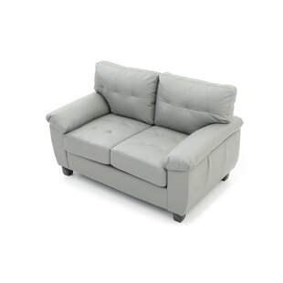 Burk Loveseat by Andover Mills Comparison