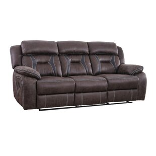 Shop Bucholz Reclining Sofa by Red Barrel Studio