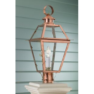 Breakwater Bay Ximena Outdoor 1-Light Lantern Head
