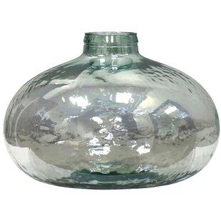 Zielinski Spanish Glass Table Vase