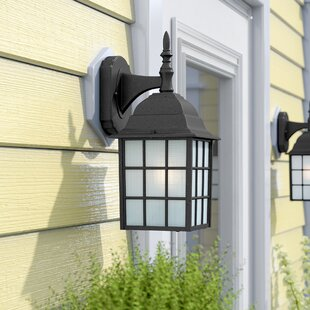 Sorrells Outdoor Wall Lantern by Charlton Home