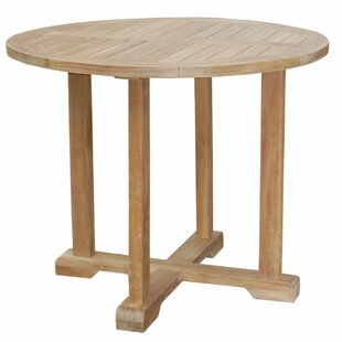 Montage Wooden Bistro Table