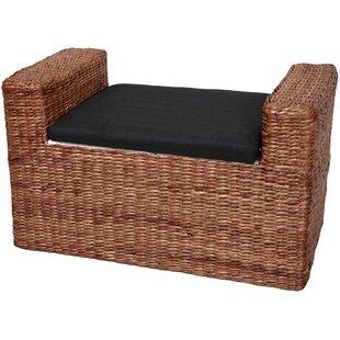 Purchase Kianna Upholstered Storage Bench ByBeachcrest Home
