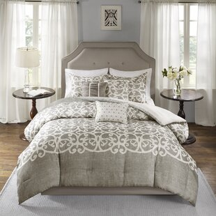 Newburg 7 Piece Comforter Set by Darby Home Co