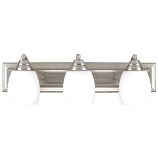 Great Price Allston 3-Light Vanity Light By Charlton Home