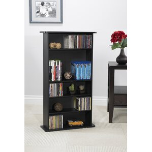 Drawbridge Multimedia Storage Rack by Atlantic